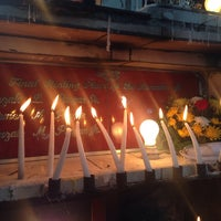Photo taken at Calamba Cemetery by Camille Anne P. on 11/2/2014