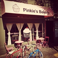 Photo taken at Pinkie's Bakery by Robert R. on 10/2/2013