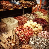 Photo taken at Spice Souq سوق البهارات by Opel C. on 4/14/2013