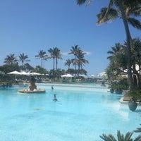 Photo taken at Sheraton Mirage Resort and Spa by CrazyBang W. on 10/9/2012