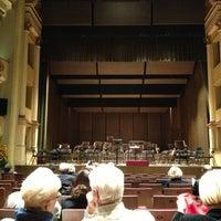 Photo taken at Teatro Ristori by Sachin J. on 10/20/2012