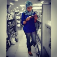 Photo taken at Gramedia by Indriyani S. on 11/17/2012