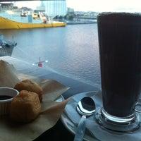 Photo taken at Ocean Terminal by Nora on 1/19/2013