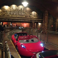 Photo taken at Radiator Springs Racers by Amy W. on 11/10/2012