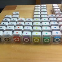 Photo taken at Apple NorthPark Center by Superbear78 on 12/5/2012