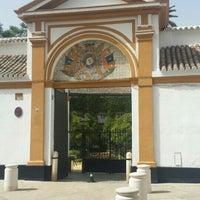 Photo taken at Palacio de las Dueñas by Ever L. on 7/19/2016