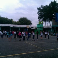 Photo taken at escuela panamericana by Dtr P. on 8/12/2014