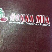 Photo taken at Nonna Mia by Cristina V. on 2/9/2013