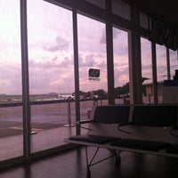 Photo taken at Goiânia Airport (GYN) by Michelle S. on 3/8/2013