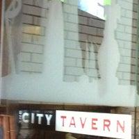 Photo taken at The City Tavern by Eduardo C. on 7/5/2013
