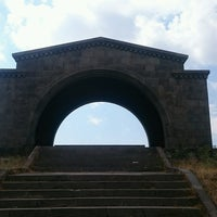 Photo taken at Ararat (Charents) Arch by Des S. on 9/16/2016