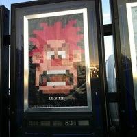 Photo taken at Rio 6 Cinema by John P. on 11/21/2012