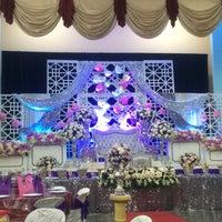 Photo taken at Dewan Jubli Perak by Raja Ain on 3/13/2016