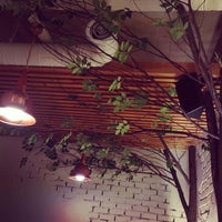 Photo taken at 미스터보쌈 Cafe by QjQj on 4/1/2013