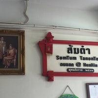 Foto scattata a Som Tum Thanon Tok da นิด ร. il 4/20/2018