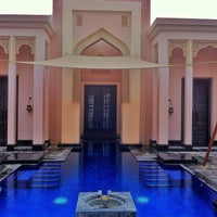 Photo taken at Al Areen Palace & Spa by Ali A. on 4/30/2013
