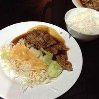 Photo taken at Koyoku Japanese Food by viephoria L. on 3/30/2013