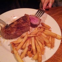 Photo taken at Outback Steakhouse by Kamil K. on 1/29/2013