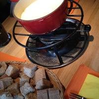 Das Foto wurde bei Bergrestaurant Uto Staffel von Dz am 10/28/2012 aufgenommen