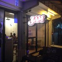 Photo taken at Jam Café by Adam S. on 4/26/2013