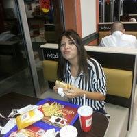 Photo taken at Burger King by gamze on 9/29/2013