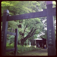 Photo taken at 妙義神社 by Ai E. on 8/3/2013