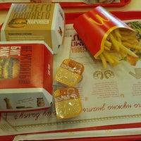 Photo taken at McDonald's by Кирилл В. on 9/27/2012