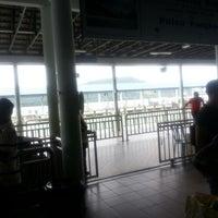 Photo taken at Terminal Jeti Lumut by Zard A. on 5/24/2013