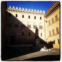 Photo taken at Monte dei Paschi di Siena by Marco B. on 7/11/2014
