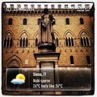 Photo taken at Monte dei Paschi di Siena by Marco B. on 5/22/2014