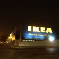 Photo taken at IKEA by Osama A. on 4/16/2013