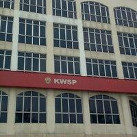 Photo taken at Bangunan KWSP by Seelan H. on 9/24/2013