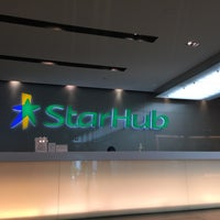 Photo taken at StarHub Green by Nook on 7/3/2015