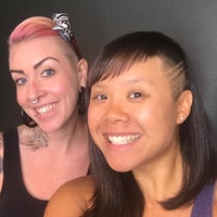 Photo taken at Modify: The Hair Art Studio by Quynh-Mai N. on 7/25/2017