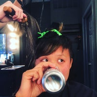 Photo taken at Modify: The Hair Art Studio by Quynh-Mai N. on 8/24/2017