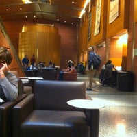 Photo taken at Jon M. Huntsman Hall by Spilson M. on 10/25/2012