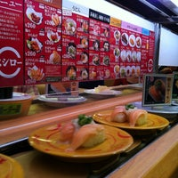 Photo taken at スシロー 播磨店 by Aji I. on 11/12/2012