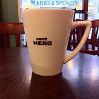 Photo taken at Caffè Nero by Chris H. on 10/17/2013