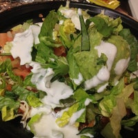 Photo taken at Qdoba Mexican Grill by SoYoung C. on 3/17/2013