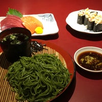 Photo taken at Sushi Tei by Michael N. on 10/11/2016