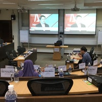 Photo taken at SMU Executive Seminar Room 5-1 by Michael N. on 1/10/2017