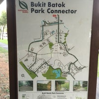 Photo taken at Bukit Batok West Park Connector by Michael N. on 8/6/2016