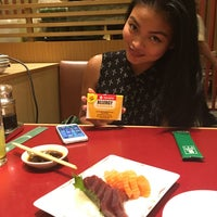 Photo taken at Sushi Tei by Michael N. on 3/19/2016