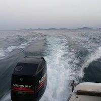 Photo taken at Cakiroglu marina by Kivanç Boylu on 5/21/2013