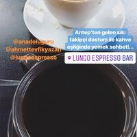 4/14/2018 tarihinde AnadoluGuruziyaretçi tarafından Lungo Espresso Bar'de çekilen fotoğraf