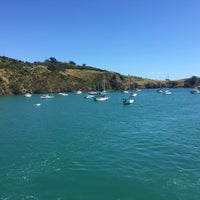 Photo taken at Waiheke Island by Laura D. on 2/5/2017