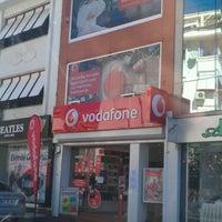 Photo taken at Vodafone Atmaca by Emre Ö. on 9/24/2012