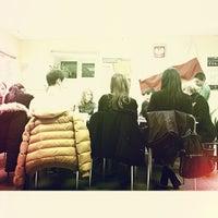Снимок сделан в Slavic Languages Center пользователем Евжена Ш. 11/12/2012