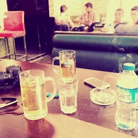Photo taken at Barbella Cafe-Bar by Can Ş. on 4/13/2014