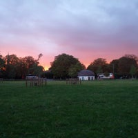 Photo taken at Midsummer Common by Alexey F. on 10/1/2012